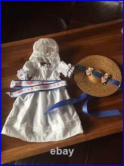 Excellent Early American Girl Pleasant Co Felicity Summer Dress Outfit