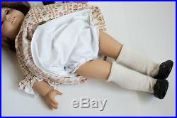 Felicity American Girl Doll and Accessories, Welcome Outfit and Christmas Dress