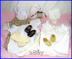 Felicity Doll PC 1991 Meet, Night Outfits, Carrier Trunk Case, Accessories I