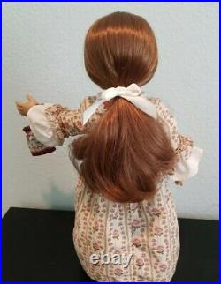 Felicity Pleasant Company American Girl Doll COMPLETE Meet Outfit + Accessories