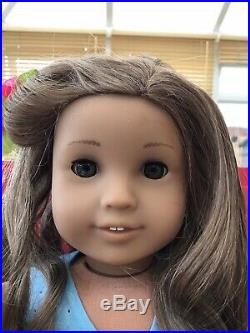 Fully Restored Adorable American Girl Doll Kanani In Meet Outfit Carrier Bag