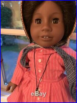 Gorgeous American Girl Doll Addy Walker 18 with Original Outfit