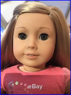 Gorgeous American Girl Doll Isabelle In Full Meet Outfit