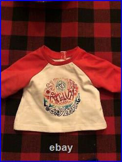 HTF American Girl Julie Limited Edition Skateboarding Outfit EUC RETIRED