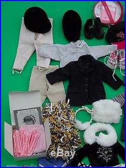 HUGE LOT! American Girl Doll Clothes Outfits Shoes Accessories (HTF Retired Pcs)