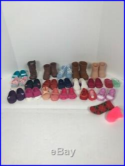 HUGE Lot 18 In Doll Outfits Clothes Fits Our Generation Or American Girl 100+PC