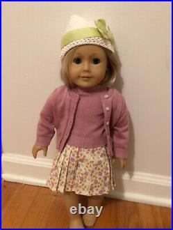 Historical American Girl Doll Kit Kittredge and additional retired outfit