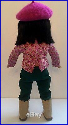 IVY Retired 2008 American Girl Doll Julie's Friend Meet Outfit + Accessories