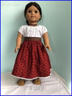 Josefina American Girl Doll (Retired), 18 with 4 Outfits and Accessories