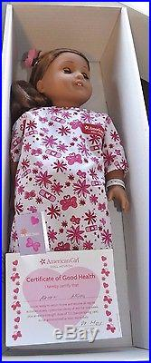 KANANI American Girl Doll 2011 GOTY Complete NEW Doll with Outfit & Accessories