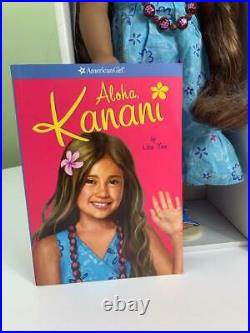 Kanani Doll with Outfit, Box, Book, American Girl, Gorgeous
