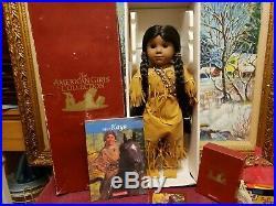 Kaya American Girl Doll 2002 Original Box Outfit Braids Pleasant Company And Boo