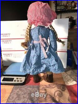 Kirsten American Girl Doll RETIRED Comes With Original Whole Outfit. Used