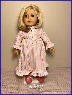 Kit Kittredge American Girl Doll- Retired! Lot, Original Outfits, Grace, Cart