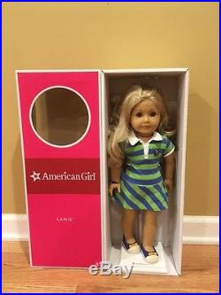 Lanie 2010 doll of the year American Girl Doll with bunny LuLu and 2 outfit sets