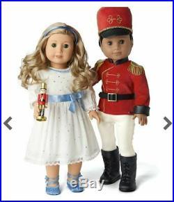 Limited Edition American Girl Nutcracker Prince Clara Snow Queen Outfit Set NIB