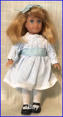Lot 3 American Girl Dolls 18 MOLLY REBECCA KIT + Clothes Outfits Accs Retired