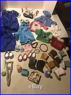 Massive Huge Lot Of Authentic American Girl Doll Clothes Outfits Accessories