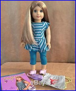 McKenna American Girl doll of the year 2012 meet outfit limited edition retired