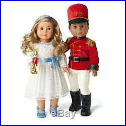 NEW AG American Girl Nutcracker Prince & Clara Outfit Set Limited Edition 18 in