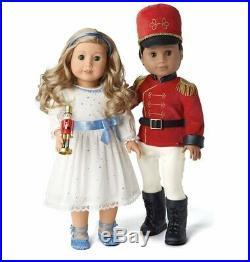 NEW AG American Girl Nutcracker Prince & Clara Outfit Set Limited Edition NISB