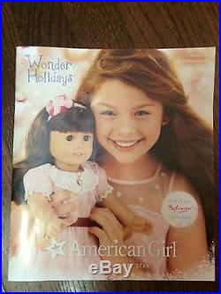 NEW American Girl 18 Doll of Year 2014 ISABELLE + Book + Performance Set Outfit