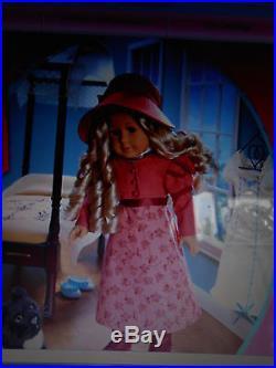 NEW American Girl CAROLINE Beforever DOLL+ACCESSORIES TRAVEL OUTFITRETIREDNEW