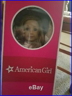 NEW American Girl Doll Nicki Fleming 2007 GOTY with additional New Outfit in box
