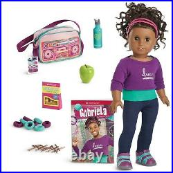 NEW American Girl GABRIELA McBride DOLL of YEAR 2017 Sequins Outfit Accessories