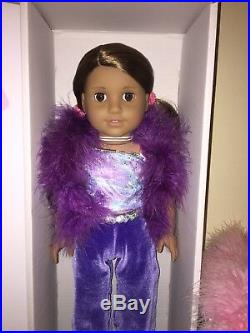 NEW American Girl MARISOL Doll Year 2005 w Jazz Outfit, Performance Trunk, Box