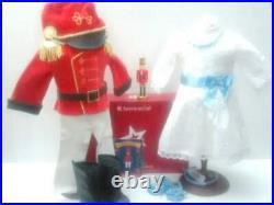 NEW American Girl Nutcracker Prince & Clara LE Outfits-Retired/NIB
