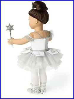 NEW American Girl Nutcracker Snow Queen Outfit Limited Edition 2019, No doll