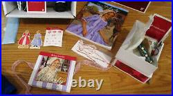 NIB American Girl Doll Felicity Retired in Original Box in Traveling Meet Outfit