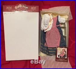 NIB American Girl Felicity's Special Edition 1997 Town Fair Outfit Retired Rare