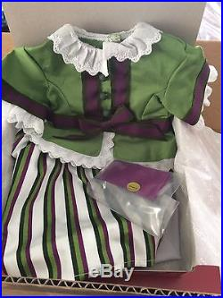 NIB Marie-Grace American Girl Doll Party & meet outfit +accessories Retired 18