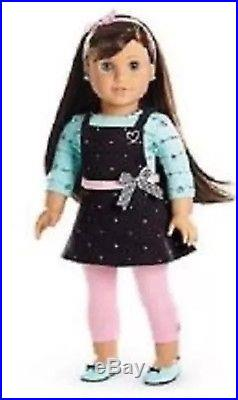 new american girl grace thomas doll baking outfit baking with grace
