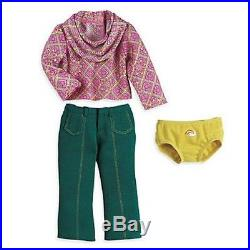 New American Girl Doll Ivy wearing adorable outfit Retired NIB 18 adorable
