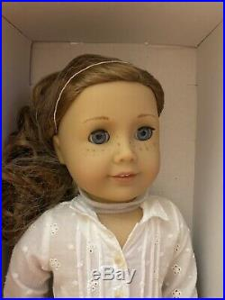 New American Girl Nicki Retired Doll of the Year 2007 NRFB + Ranch Outfit