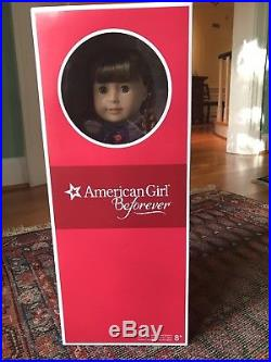 New In Box! American Girl Doll Molly McIntire 2018 With Meet Outfit & Book