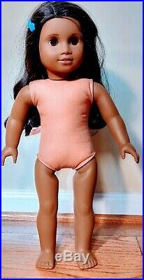 Nice One! RETIRED Sonali Matthews + Meet Outfit by American Girl Great Deal