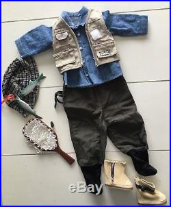 Original Addy American Girl Doll & Trunk & Outfits PLEASANT COMPANY