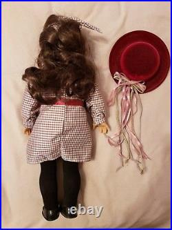 Original American Girl Pleasant Company Samantha Doll Meet Outfit GERMANY