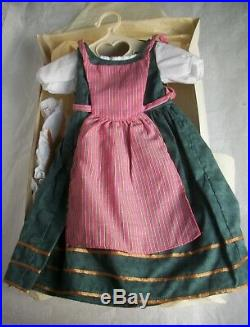 PLEASANT COMPANY AMERICAN GIRL Felicity Town Fair Outfit In Box HTF