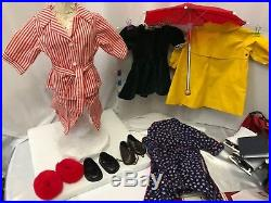 Peasant Company American Girl 18 Doll Outfits Clothes Accessories Molly Lot 64p