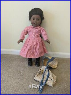 Pleasant Company American Girl Doll Addy in Meet Outfit (Retired)