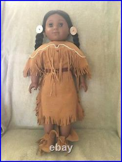 Pleasant Company American Girl Doll Kaya 2002 Retired (Doll, Outfit, Books)