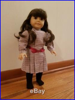 Pleasant Company / American Girl Doll Samantha with 4 Outfits pre-Mattel