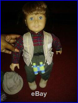 Pleasant Company American Girl Doll/Today Retired Fly-Fishing Outfit 2001+ more