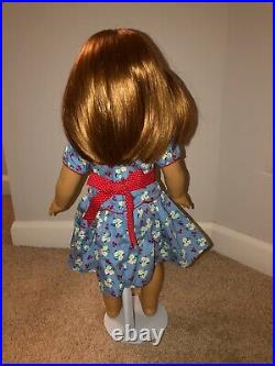Pleasant Company American Girl Emily, Retired in Meet Outfit