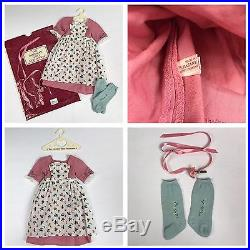 Pleasant Company American Girl Felicity Doll with All Original Outfits Huge Lot